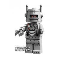 Product shot LEGO Minifigures - Robot