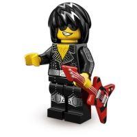 Product shot LEGO Minifigures - Rock Star