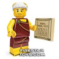 Product shot LEGO Minifigures - Roman Emperor