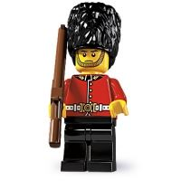 Product shot LEGO Minifigures - Royal Guard