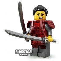 Product shot LEGO Minifigures - Samurai