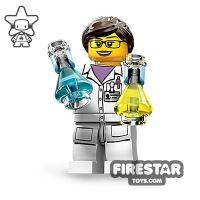Product shot LEGO Minifigures - Scientist