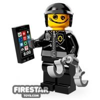 Product shot LEGO Minifigures - Scribble-Face Bad Cop