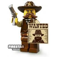 Product shot LEGO Minifigures - Sheriff