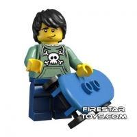 Product shot LEGO Minifigures - Skater