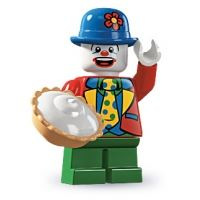 Product shot LEGO Minifigures - Small Clown