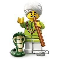 Product shot LEGO Minifigures - Snake Charmer
