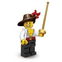 Product shot LEGO Minifigures - Swashbuckler