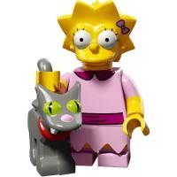 Product shot LEGO Minifigures - The Simpsons 2 - LISA