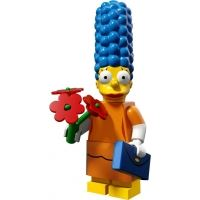 Product shot LEGO Minifigures - The Simpsons 2 - Marge