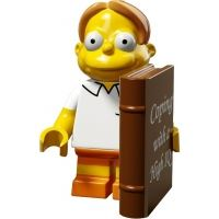 Product shot LEGO Minifigures - The Simpsons 2 - Martin
