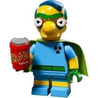 Product shot LEGO Minifigures - The Simpsons 2 - Milhouse