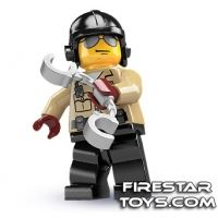 Product shot LEGO Minifigures - Traffic Cop