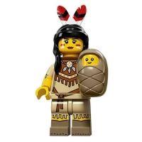 Product shot LEGO Minifigures - Tribal Woman