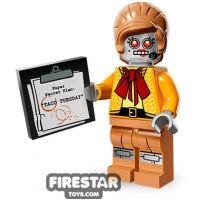 Product shot LEGO Minifigures - Velma Staplebot