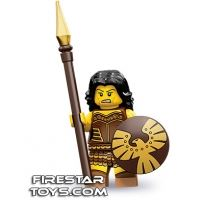 Product shot LEGO Minifigures - Warrior Woman