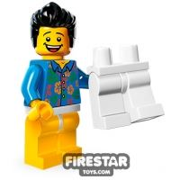 Product shot LEGO Minifigures - Where Are My Pants Guy