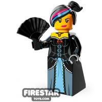 Product shot LEGO Minifigures - Wild West Wyldstyle
