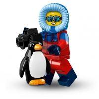 Product shot LEGO Minifigures - Wildlife Photographer