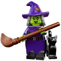 Product shot LEGO Minifigures - Witch