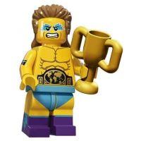 Product shot LEGO Minifigures - Wrestling Champion