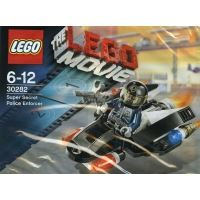 Product shot LEGO Movie 30282 - Super Secret Police Enforcer