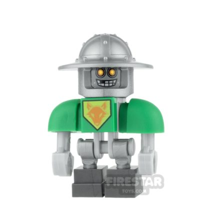 Product shot LEGO Nexo Knights Mini Figure - Berserker