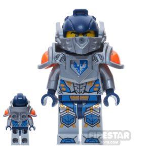 Product shot LEGO Nexo Knights Mini Figure - Axl