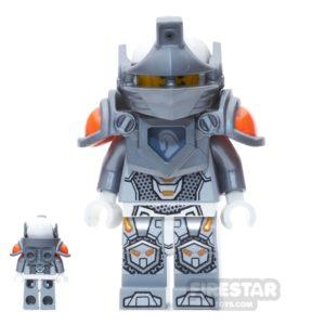 Product shot LEGO Nexo Knights Mini Figure - Lance