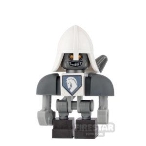Product shot LEGO Nexo Knights Mini Figure - Lance Bot - Harpoon Holder