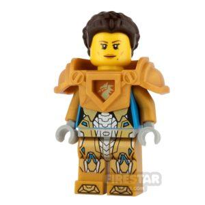 Product shot LEGO Nexo Knights Mini Figure - Queen Halbert - Armour
