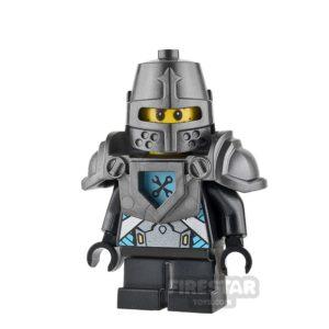 Product shot LEGO Nexo Knights Mini Figure - Robin - with Armour
