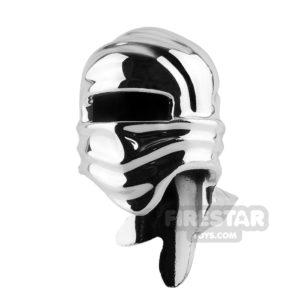 Product shot LEGO - Ninja Wrap - Chrome Silver