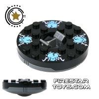 Product shot LEGO - Ninjago Battle Spinner - Bonezi