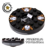Product shot LEGO - Ninjago Battle Spinner - Krazi