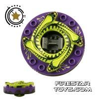 Product shot LEGO - Ninjago Battle Spinner - Lasha