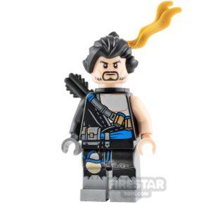 Product shot LEGO Overwatch Minifigure Hanzo