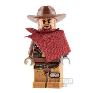 Product shot LEGO Overwatch Minifigure McCree