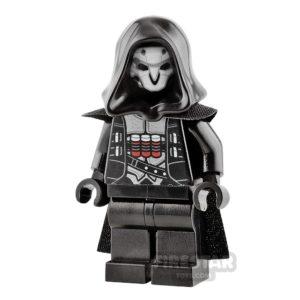 Product shot LEGO Overwatch Minifigure Reaper