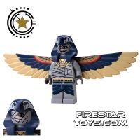 Product shot LEGO Pharaoh's Quest Mini Figure - Flying Mummy