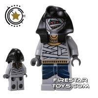Product shot LEGO Pharaoh's Quest Mini Figure - Mummy Warrior 1