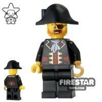 Product shot LEGO Pirate Mini Figure - Pirate Chess King