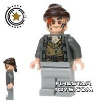 Product shot LEGO Pirates Of The Caribbean Mini Figure - Bootstrap Bill