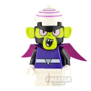 Product shot LEGO Powerpuff Girls Mini Figure - Mojo Jojo