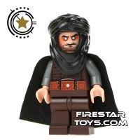 Product shot LEGO Prince Of Persia Mini Figure - Hassansin Leader