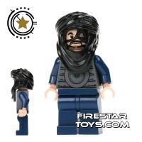 Product shot LEGO Prince Of Persia Mini Figure - Hatchet Hassansin
