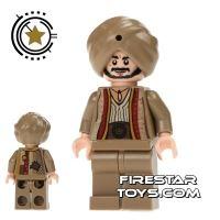 Product shot LEGO Prince Of Persia Mini Figure - Sheik Amar