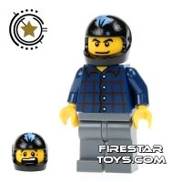 Product shot LEGO Racers - Hot Rod Driver
