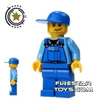 Product shot LEGO Racers - Hot Rod Mechanic