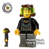 Product shot LEGO Rock Raiders - Axel